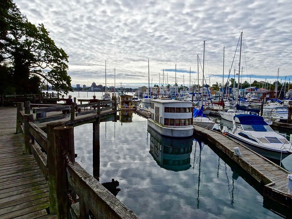 Esquimalt Harbour condos for sale