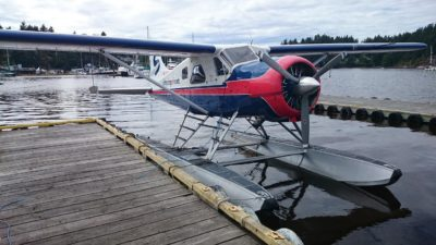 Salt Spring Island seaplane service