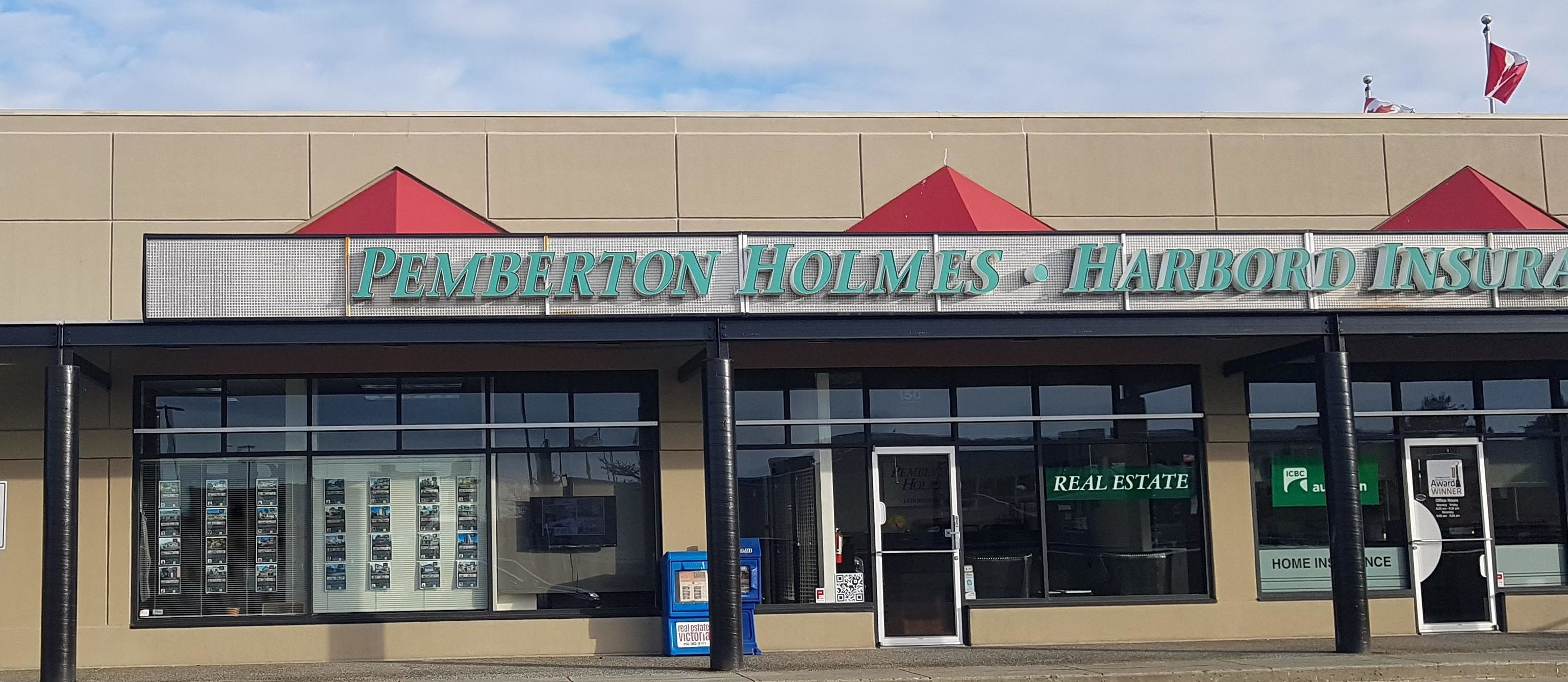 Pemberton Holmes Head Office contact information