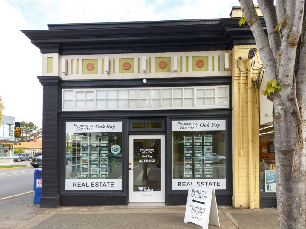 Oak Bay office contact information