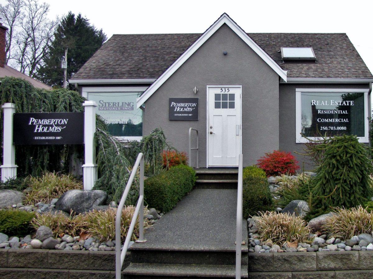 Pemberton Holmes Comox Valley BC office contact information