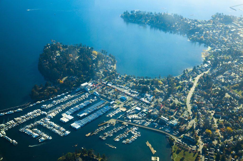 Esquimalt waterfront properties