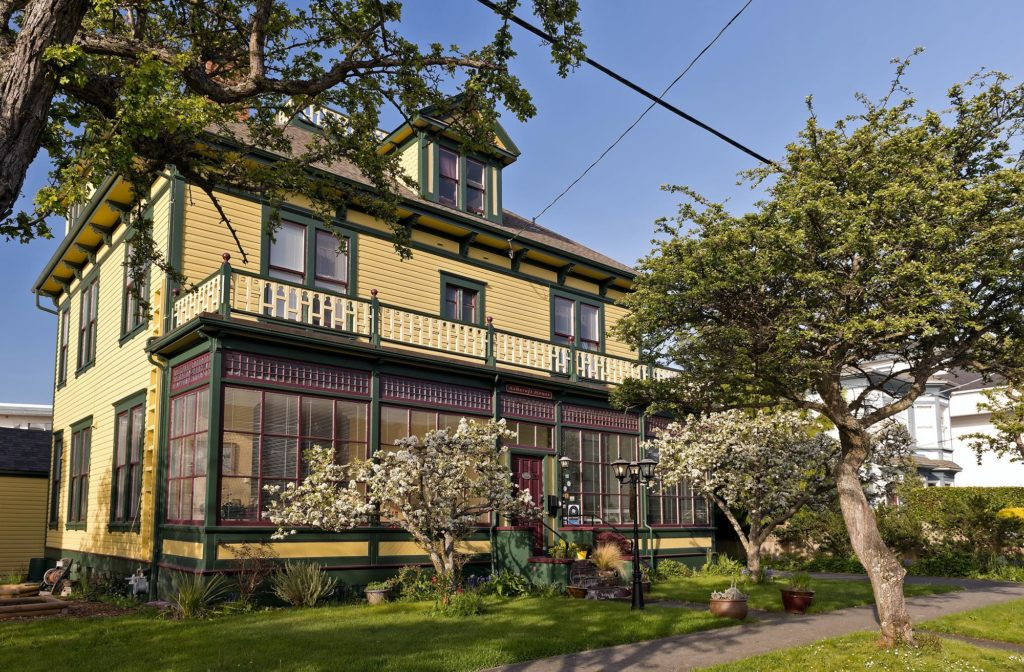Historical Victoria British Columbia