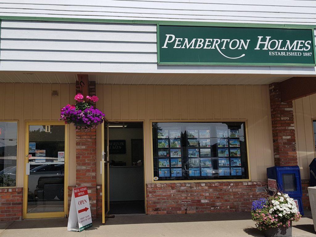 Pemberton Holmes Sooke Office